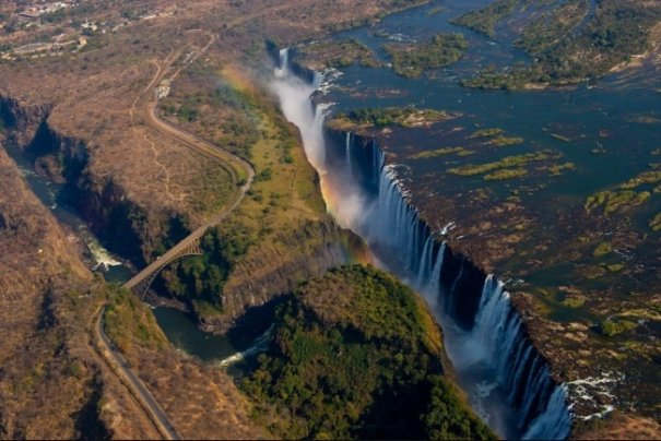 Самые головокружительные водопады мира - №13