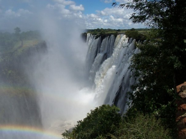 Самые головокружительные водопады мира - №14