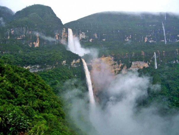 Самые головокружительные водопады мира - №15