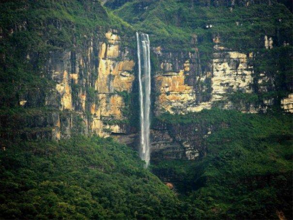 Самые головокружительные водопады мира - №16