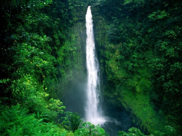 Самые головокружительные водопады мира - №18