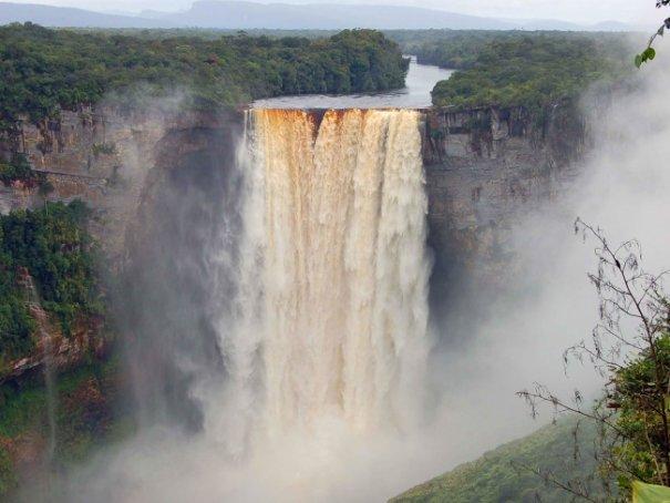 Самые головокружительные водопады мира - №19