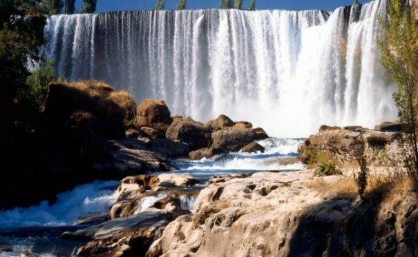 водопады мира фото