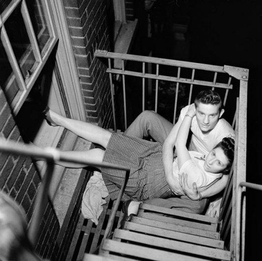 Стэнли Кубрик. Не только гениальный режиссер, но и хороший фотограф - №5
