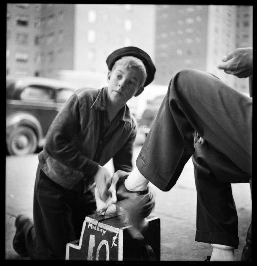 Стэнли Кубрик. Не только гениальный режиссер, но и хороший фотограф - №6