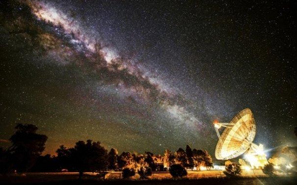 Новости в фотографиях - лучшие астрономические фото - №1