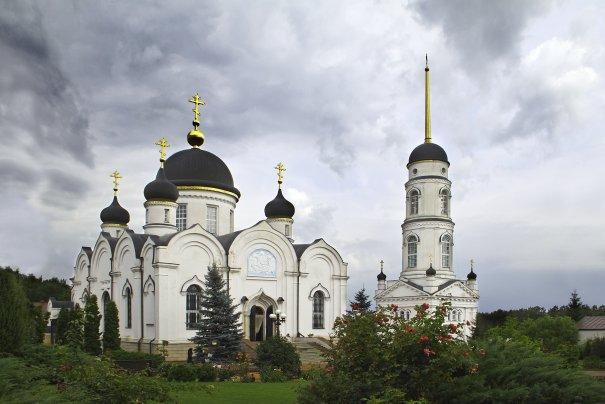 Задонск 2013г. Женский монастырь