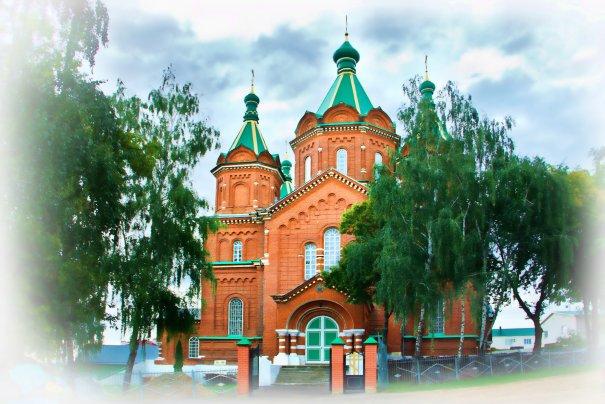 Задонск 2013г. Троицкий Собор