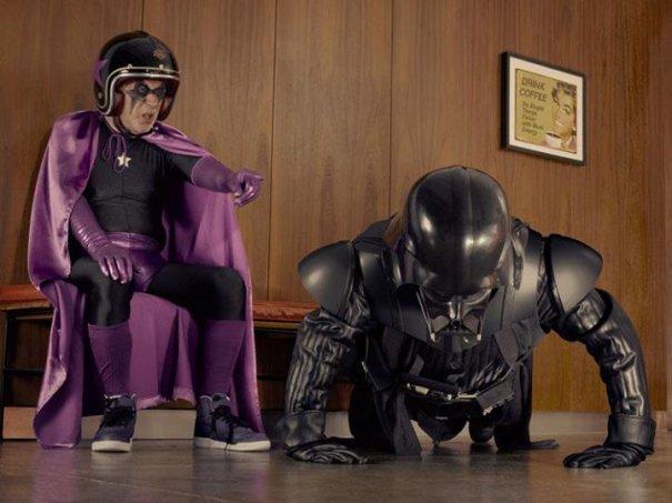 Возвращение супербабушки! - №36