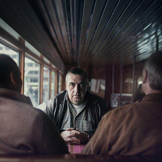 Фото сет Бенуа Палле «Портрет незнакомца» - №5