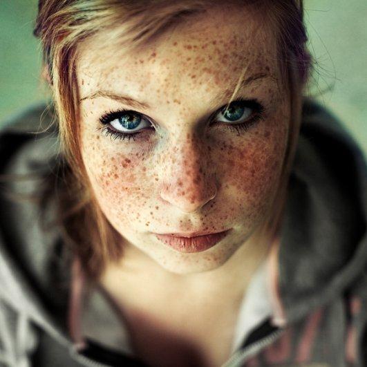 Фото сет Бенуа Палле «Портрет незнакомца» - №15