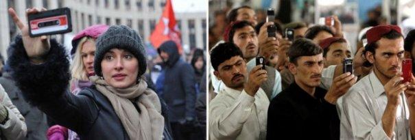 Как много стало фото журналистов... - №8