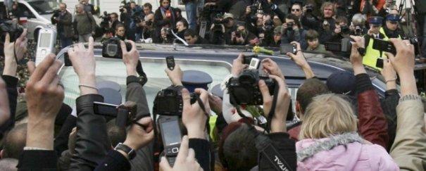 Как много стало фото журналистов... - №15