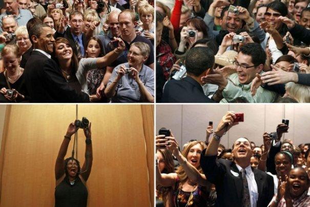 Как много стало фото журналистов... - №18