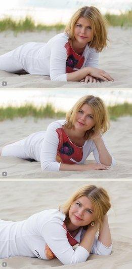 Позы для фотографий женские 2 пример