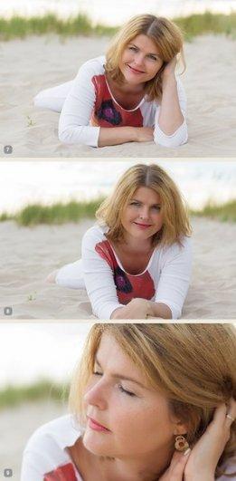 Позы для фотографий женские 3 пример