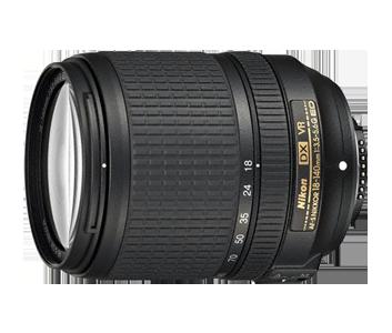 Новинки фото техники от компании Nikon - №1