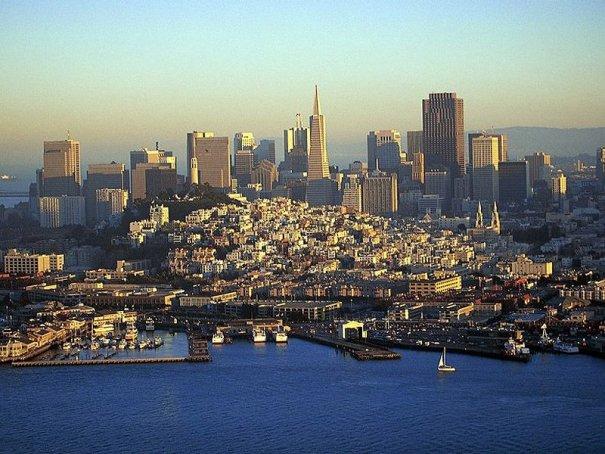Самые красивые фото городов мира с высоты птичьего полета - №1