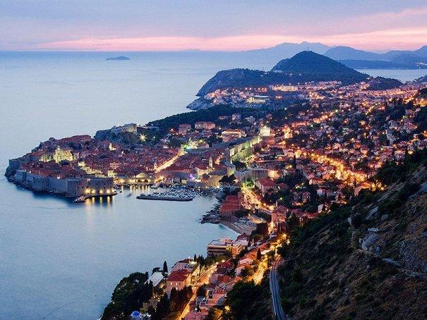 Самые красивые фото городов мира с высоты птичьего полета - №2