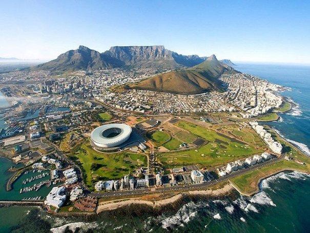Самые красивые фото городов мира с высоты птичьего полета - №3