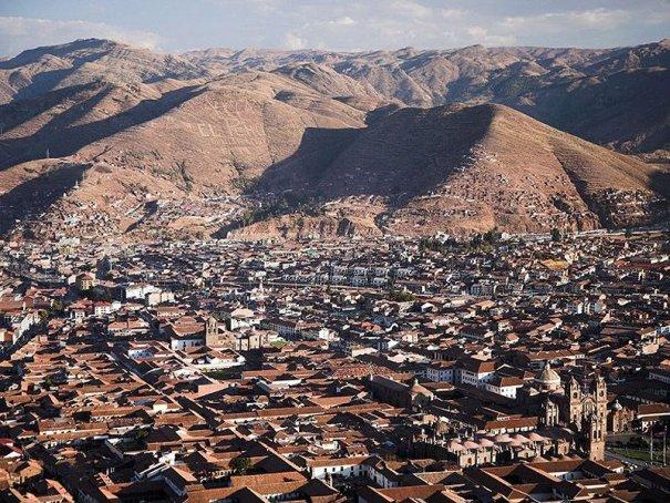 Самые красивые фото городов мира с высоты птичьего полета - №4