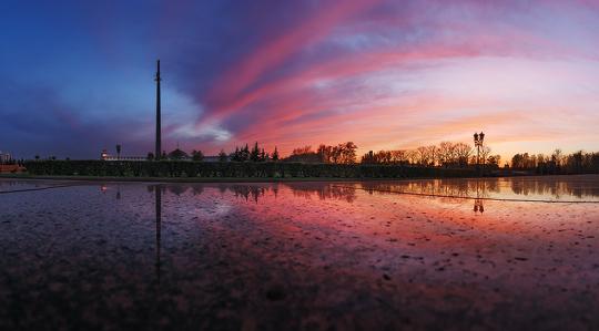 Урок фотографии - съемка рассветов и закатов - №1