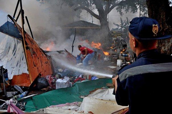 Новости в фотографиях - в Египте введено чрезвычайное положение - №16
