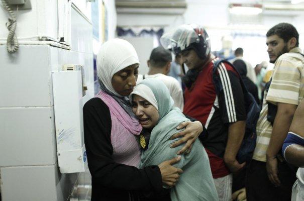 Новости в фотографиях - в Египте введено чрезвычайное положение - №20