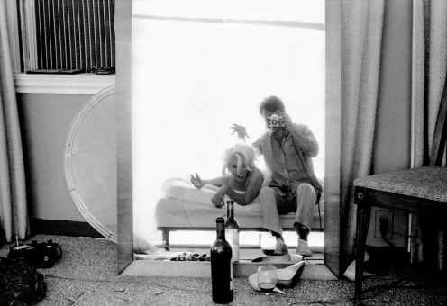 Гениальный мастер фотографии Берт Штерн (Bert Stern) - №6