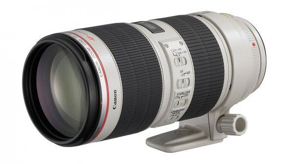 Image Stabilization для Canon