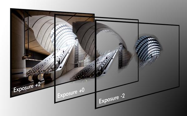 Урок Фотошопа. Обработка архитектурных фотографий - №3