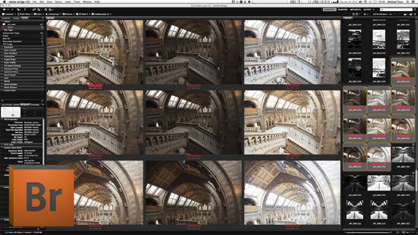 Урок Фотошопа. Обработка архитектурных фотографий - №7