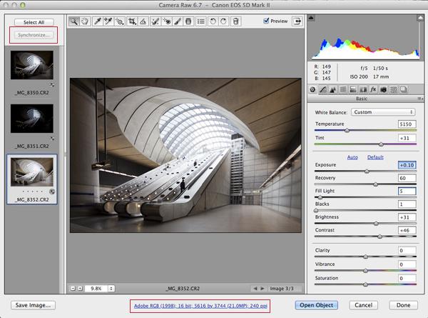 Урок Фотошопа. Обработка архитектурных фотографий - №9