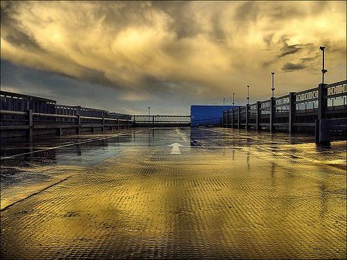 35 фото кадров сделанных в плохую погоду. - №1