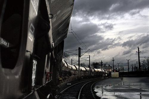 35 фото кадров сделанных в плохую погоду. - №9