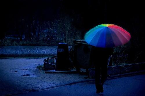 35 фото кадров сделанных в плохую погоду. - №12
