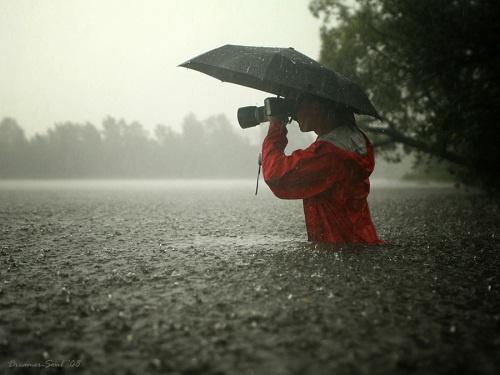 35 фото кадров сделанных в плохую погоду. - №14