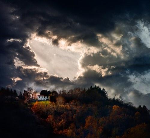 35 фото кадров сделанных в плохую погоду. - №20