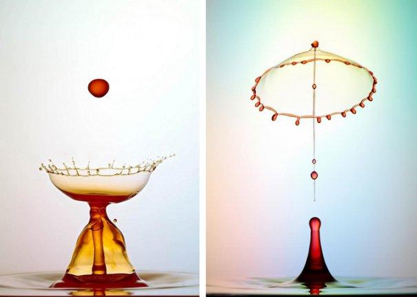 Капли - удивительная фото съемка Хайнца Майера (Heinz Maier) - №1