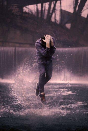 Сюрреалистическое фото искусство Бенджамина Занка (Benjamin Zank) - №5
