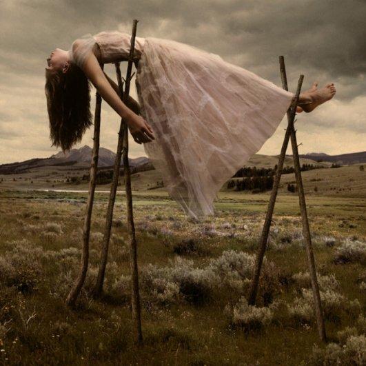 Портрет, жанр, природа в фото работах Тома Чемберса (Tom Chambers) - №1