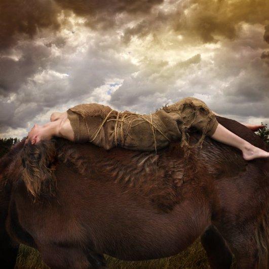 Портрет, жанр, природа в фото работах Тома Чемберса (Tom Chambers) - №4