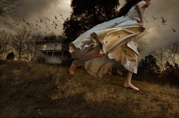 Портрет, жанр, природа в фото работах Тома Чемберса (Tom Chambers) - №5