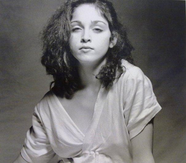20 откровенных фото 20-летней Мадонны - №1