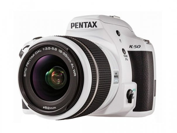 Фото техника PENTAX - камера K-50 - №1