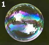 Урок фотографии - картинки в мыльном пузыре - №1