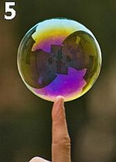 Урок фотографии - картинки в мыльном пузыре - №5
