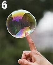 Урок фотографии - картинки в мыльном пузыре - №6