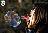 Урок фотографии - картинки в мыльном пузыре - №8