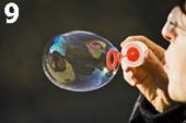 Урок фотографии - картинки в мыльном пузыре - №9
